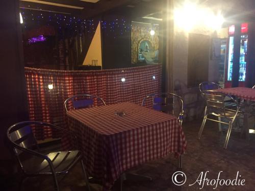 Restaurant Italien à Abidjan Mamma Mia