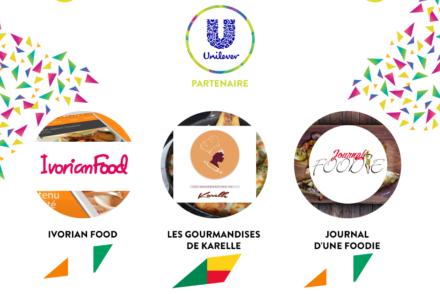 Deux Applications mobile food made in Africa   Ivorian Food & Les Gourmandises de Karelle