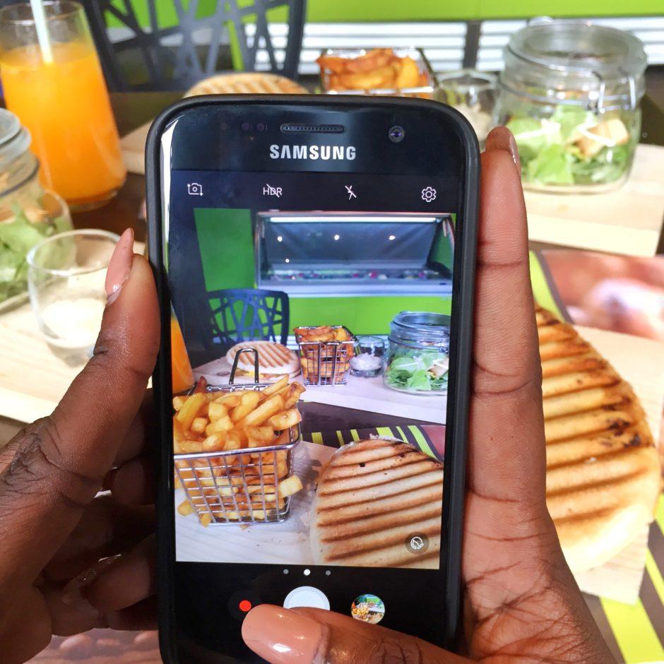 Une pause déjeuner à 5 000 F CFA ça vous tente? | @ Pistache & Chocolat